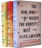 "The Millennium Trilogy by Stieg Larsson (the Swedish mystery bestsellers)...also on my ""to read"" list"