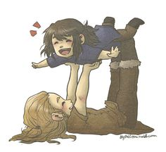 There may come a day when I get tired of pinning baby Fili and Kili things, but it is not this day!
