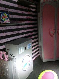 Salle de bain Monster high inspiration Rochelle