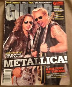 Back Order Magazines, Guitar World., August '03, Music, English, Monthly #GuitarWorldMagazine