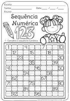 Spanish Teaching Resources, Teaching English Grammar, Preschool Writing, Preschool Learning Activities, Kindergarten Math Worksheets, Worksheets For Kids, 1st Grade Math, Math For Kids, Archive