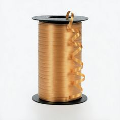 Gold Curling Ribbon - $3.75 500yds siover also OrientalTrading.com