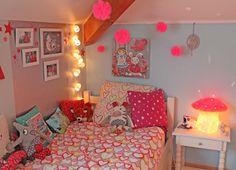 vrolijke meisjeskamer