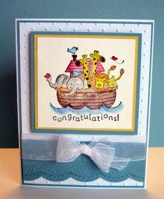 Two by Two by cmagro - Cards and Paper Crafts at Splitcoaststampers