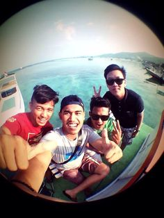 Holiday with bestfrend