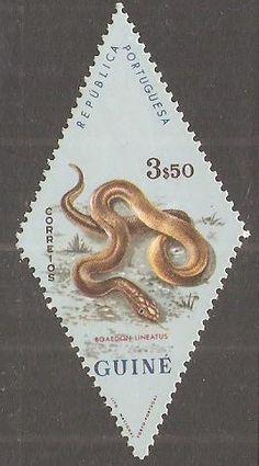 Guine 1962 3$50
