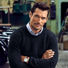 New #DavidGandy for @marksandspencer FW 2016