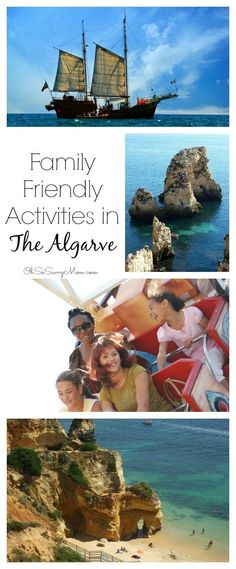 Family Friendly Activities in The Algarve. If you're taking a family vacation abroad, don't miss this popular European summer holiday spot. The Algarve, Portugal's southernmost region, is known for its sunny Mediterranean climate and its beach and golf resorts.