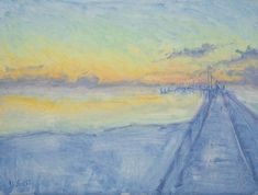 Fraser Island, High Key, 2020, 700W Oil Painting Tips, Oil Painting For Beginners, Oil Painting Techniques, Light Painting, Painting & Drawing, Painting Tutorials, Seascape Paintings, Landscape Paintings, Oil Paintings
