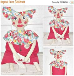 She went shopping par Lana Thibeault sur Etsy