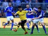 Saison 2015/16: Dortmund - Schalke 04 3:2 - 12.Spieltag