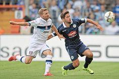 DSC spielt auf der Alm 0:0 gegen FSV Frankfurt +++  Der Ball will nicht rein