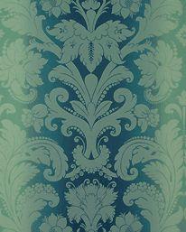 Villiers Blue från Zoffany