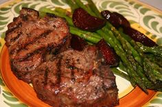 Oven Roasted Asparagus and Fresh Beets ♥ Cook with Susan