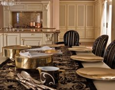 Luxury Kitchen Cabinets - Versailles De Luxe