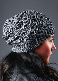 Bonnet argenté – Boutique Bel Âge