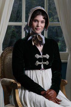 Lost in Austen - Elizabeth Bennet