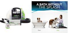 Bark Bath Portable Dog Bath System