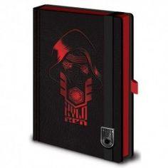 LIBRO DE NOTAS STAR WARS LYLO REN … Excelente producto y bajo licencia, Libro de notas de la licencia STAR WARS