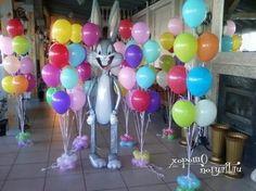 украшение воздушными шарами детского дня рождения: 22 тыс изображений найдено в Яндекс.Картинках