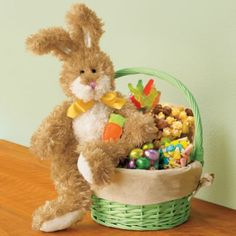 Basketstogive llc gift baskets easter fun boy gift basket easter bunny gift basket easter baskets delivered harry david negle Image collections
