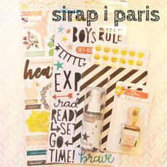 Happy Mail from Sirap I Paris - Julia K