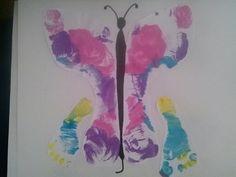 Big sister/little sister butterfly