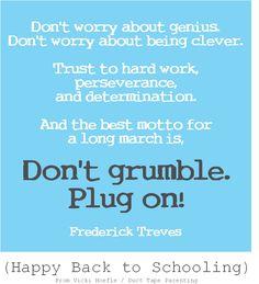 Plug on!