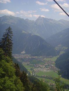 Zillertal, Bergbahnen Finkenberg