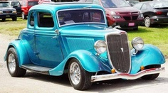 1934 Ford Coupe...Brought to you by #HouseofInsurance #EugeneOregon.