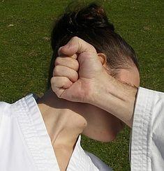 Tecnicas basicas de karate-Do