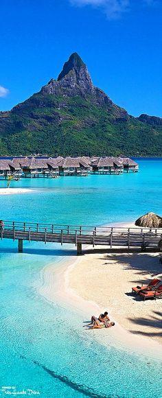 InterContinental Bora Bora Pinterest — Très Haute Diva: