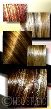 hair foil techniques   We can create custom hair colors for you that are unlike any hair ...