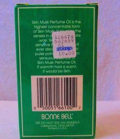 Vintage Bonnie Bell Skin Musk Perfume Oil, 1/2 Fl.Oz (15ml)   Health & Beauty, Fragrances, Women's Fragrances   eBay!