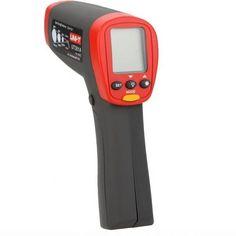 UNI-T UT301A 12:1 Digital Infrared IR Laser Thermometer Temperature Gun Meter Termometro -18~350 Centigrade