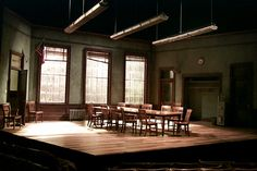 Tim Ocel - Stage Director   Twelve Angry Men