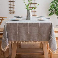23 best tablecloth images table top covers cotton linen cotton rh pinterest com