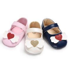 Raise Young Spring Summer Baby Girl First Walkers PU Leather Loving Heart Newborn Girl Pricess Shoes Toddler Infant Footwear Toddler Girl Shoes, Kid Shoes, Shoe Recipe, Summer Baby, Spring Summer, First Walkers, Crochet Baby Shoes, Summer Shoes, Casual Shoes