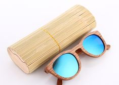 Shop For Premium Hand Made Zebra Wood Polarized Sunglasses on Oasis-Trends.Best source For Eco-friendly Hand Made Zebra Wood Sunglasses. Large selection Of Solid Wood & Bamboo Eye Wear. Wooden Sunglasses, Mens Sunglasses, Sunglasses Case, Bamboo Mirror, Wood Patterns, Boutique, Handmade Wooden, Polarized Sunglasses, Hand Made