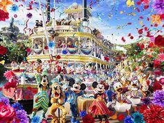 画像ギャラリー | 【公式】東京ディズニーリゾート・ブログ Disney Parks, Disney Food, Disney Mickey, Walt Disney World, Disney World Characters, Mickey Mouse Wallpaper, Disney Kunst, Disney Posters, Tokyo Disneyland