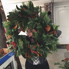 Merry Christmas and Happy Holidays! We hope you have many blessings. Wreath making fun at our Holiday party this past week at @petalstoplatinum  https://www.instagram.com/p/BOYKNMWgx_m/ via www.everwellfamilychiropractic.com