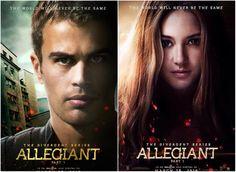 Lionsgate compartió un nuevo tráiler y póster oficial de The Divergent Series: Allegiant, tercera película de la saga de ciencia ficción.