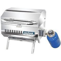 Magma TrailMate Conniosseur Series Gas Grill