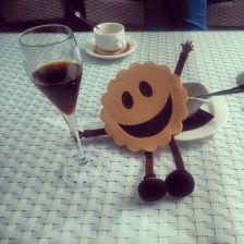 Y para acabar un chupito de licor café ;D  #cata #catas #enoturismo #turismo #Galicia #happy #GaliciaMola #Cambados #GaliciaCalidade