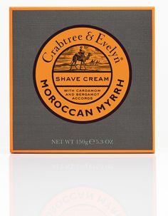 Moroccan Myrrh Shave Cream
