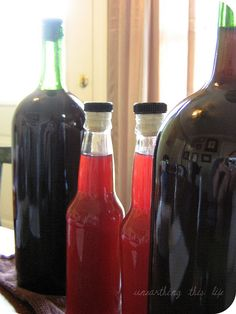Winemaking: Blackberry