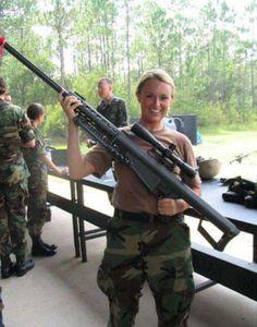M-82A2 SASSR sniper rifle - 50 cal