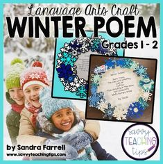 Winter Poem ELA and Craft