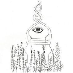 Divine Merging -MerakiLabbe / Sacred Geometry <3
