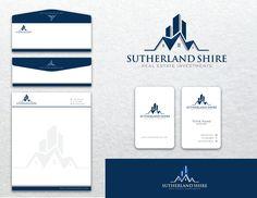 Logo Design #70 | 'Sutherland Shire Real Estate Investments' design project | DesignContest ®